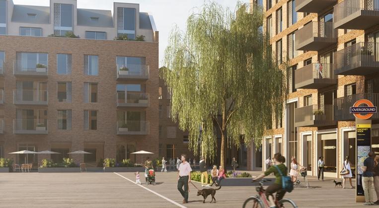 Hackney Wick Neighbourhood Centre